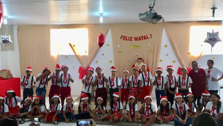 Cantata de Natal – 1º ao 5º Ano Ensino Fundamental Matutino