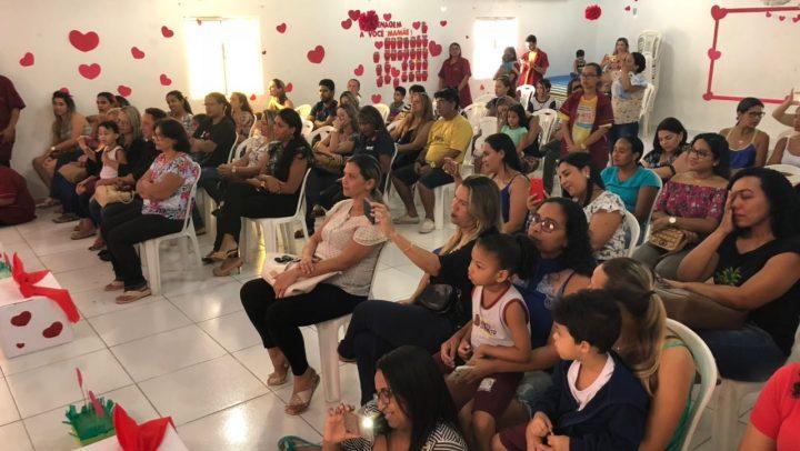 Homenagem do Dia das Mães – Turmas 3º, 4ºe 5º ano Ensino Fundamental Matutino e Vespertino
