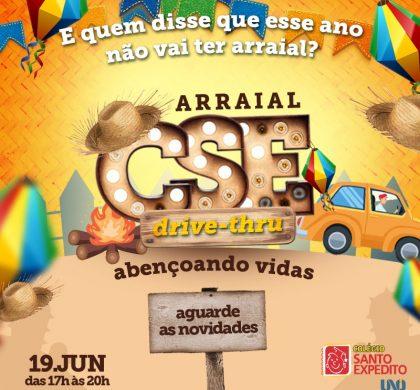 🎉Arraial CSE Solidário!👒