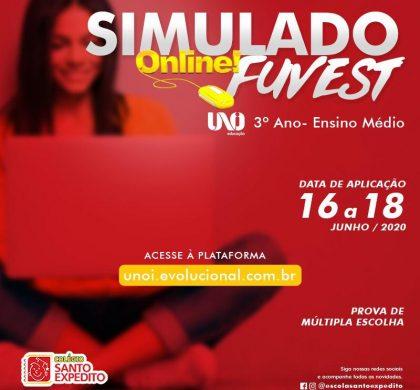 Simulado On-line Fuvest
