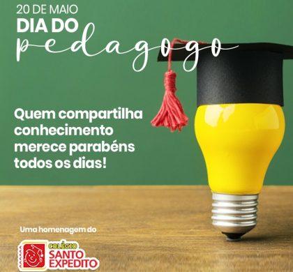 Dia do Pedagogo(a)